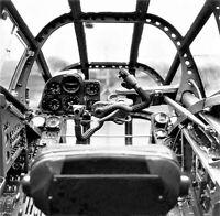 WW2 WWII Photo German Luftwaffe Ju 288 Cockpit Ju-288 World War Two Germany 6187