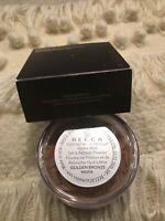 BECCA Hydra-Mist Set & Refresh Powder GOLDEN BRONZE - Full Size 0.35 oz