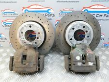 BMW 3 Series Brake Set 325mm Front Discs & Calipers E46 330Ci Coupe Convertible