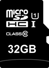 OEM 32GB microSD class 10 C10 32G microSDHC micro SD SDHC TF memory card *w/A