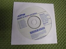 New Genuine Brother HL-L8250 HL-L9200 Printer CD Software Drivers Utilities