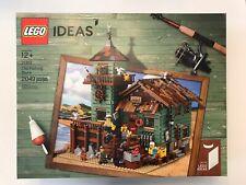 LEGO Ideas Old Fishing Store 21310 STICKER SHEET