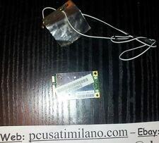PACKARD BELL EASYNOTE  ALP-AJAX D AR5BXB61 WIRELESS BOARD SCHEDA + ANTENNA