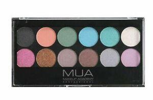MUA Glitterball Eyeshadow Palette .... plus Lipstick !!