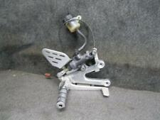 03 Yamaha YZF R6 Right Driver Peg & Bracket 20H