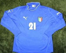 2003 Italy home shirt - Size M