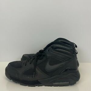 Nike ACG Air Max Abasi Trail Hiking Boots Black 2010 Release Mens Size 13