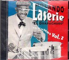 ROLANDO LA SERIE - 15 GRANDES EXITOS VOL.2 - CD