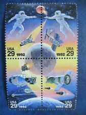 US-USSR Cooperation in Space Set  #2634a