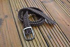 Regiment or Military Colours - Paracord 550 Belts