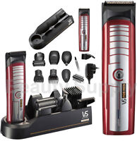Conair VS Sassoon Cord/Cordless Lithium-pro Face & Beard Hair Trimmer - VSM7420A