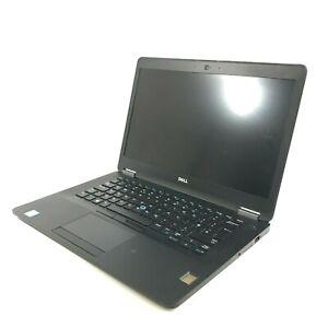 """DELL Latitude E7470 Laptop 14"""" i5-6300U @ 2.40GHz 8GB DDR4 (Pressure Marks)"""