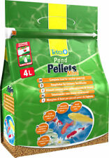 Tetra Pond 4l 1050g Fish Mini Food Pellets