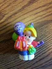 New! Fisher Price Little People HAPPY 40th ANNIVERSARY COMMEMORATIVE 1959-1999