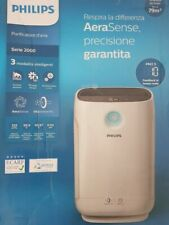 PHILIPS AC 2887/10, air purifier, white / black Series 2000