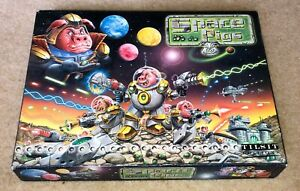 Space Pigs, Very Good condition, complete, Tilsit Editions
