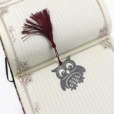 Lovely Pad Cute Alloy Note Funny Memo Marker Book Bookmark