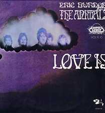 "ERIC BURDON & THE ANIMALS ""LOVE IS"" ORIG FR 1968 2 LPS"