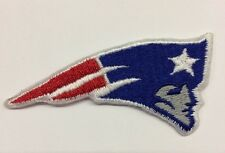 New England Patriots- NfL- Crest/Logo Patch  2.75x1.4 Inch sew on/iron On