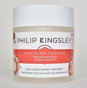 Philip Kingsley Rose & Lychee Elasticizer 150ml - Deep Conditioning Treatment