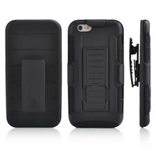 Coque Support clip de ceinture Etui Protection antichoc pour Apple iPhone 6 Plus