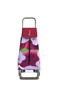 Rolser Jet 2 Wheeler shopping trolley-BRAND NEW ! Different designs !