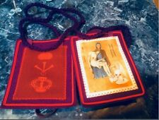 Purple House Scapular Benediction Protection Marie J Jahenny Adoption Fundraiser