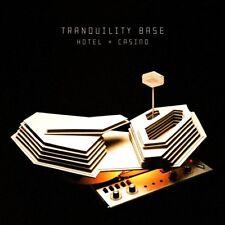 Arctic Monkeys TRANQUILITY BASE HOTEL + CASINO 180g +MP3s GATEFOLD New Vinyl LP