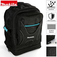 Makita P-72017 Professional Tool Rucksack Toolbag Backpack Tool Bag + Organiser