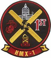 USMC HMX-1 Marine Helicopter Squadron The Nighthawks Patch NEW!!!