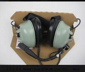 David clark headset H3440