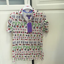 VERSACE h&m Camicia Seta blouse silk EUR 34 or 36 size US 4 or 6 UK 8 or 10