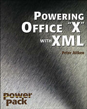 USED (GD) Powering Office 2003 with XML (Power Pack Series) by Peter G. Aitken