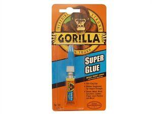 Gorilla Adhésif Collage Super Glue - 3g Tube
