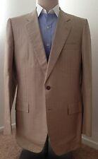 Kiton Brand New Size US 52 IT 40 Silk Blazer Jacket Coat Suit