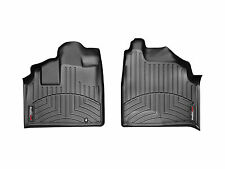 WeatherTech FloorLiner - Honda Odyssey - 1999-2004 - 1st Row - Black