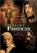 SAINT FRANCIS (DVD) ITALIAN Religious Film Classic & Optional English Dubbed
