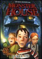 MONSTER HOUSE - DVD - 2006