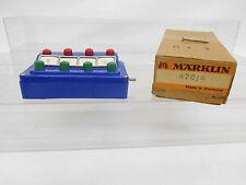MES-51538Märklin 476/4 H0 Stellpult guter Zustand, mit Originalverpackung,