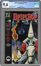 Detective Comics Annual #2 DC 1989 CGC 9.6 NM+ Batman