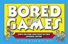 NEW Bored Games: Simple Fun from Your Pocket or Purse - Anytime, Anywhere