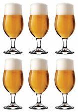 6x Royal Leerdam Munique Tulip beer cider glasses cups 500ml presentation box
