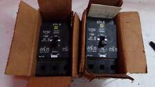 Square D 90 Amp Thermal Magnetic Circuit Breaker Model EDB34090