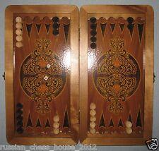 Checkers / Backgammon Set