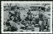 BALI NAKED WOMEN AT MARKET NUDE INDONESIA c1930s  Original Photo