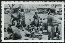 BALI NAKED WOMEN AT MARKET NUDE INDONESIA c1930s  Original Photo