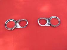 MOPAR 1964  Dodge Polara 440 330 Chrome Grille Inserts & Headlight Rings Bezel
