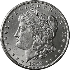 1878- CC Morgan Silver Dollar BU