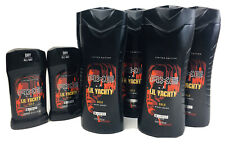 NEW🔥LIMITED EDITION AXE X LIL YACHTY (5) BODY WASH + (2) DRY ALL-DAY DEODORANT