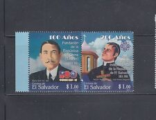 El Salvador 2011 China Sc 1711  Mint Never Hinged